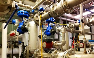 Steam Heat Exchanger Optimization