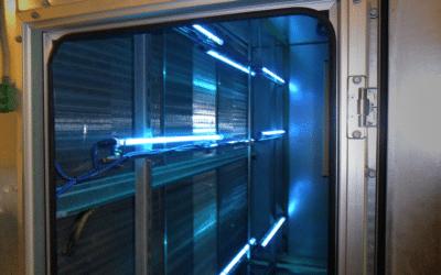 Maximizing HVAC Coil Efficiency with UV-C Light