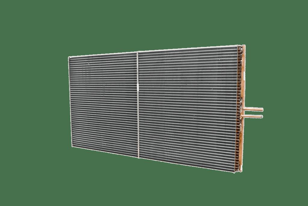 Fluid HVAC Coil Replacement