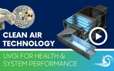 Clean Air Technology: UVGI for Health & Building Performance